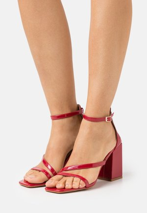 BETHANY - Sandals - red