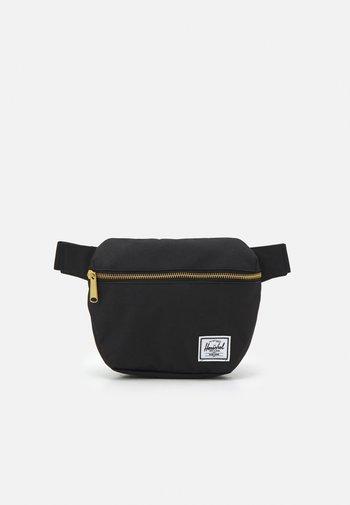 FIFTEEN HIPSACK UNISEX - Bum bag - black
