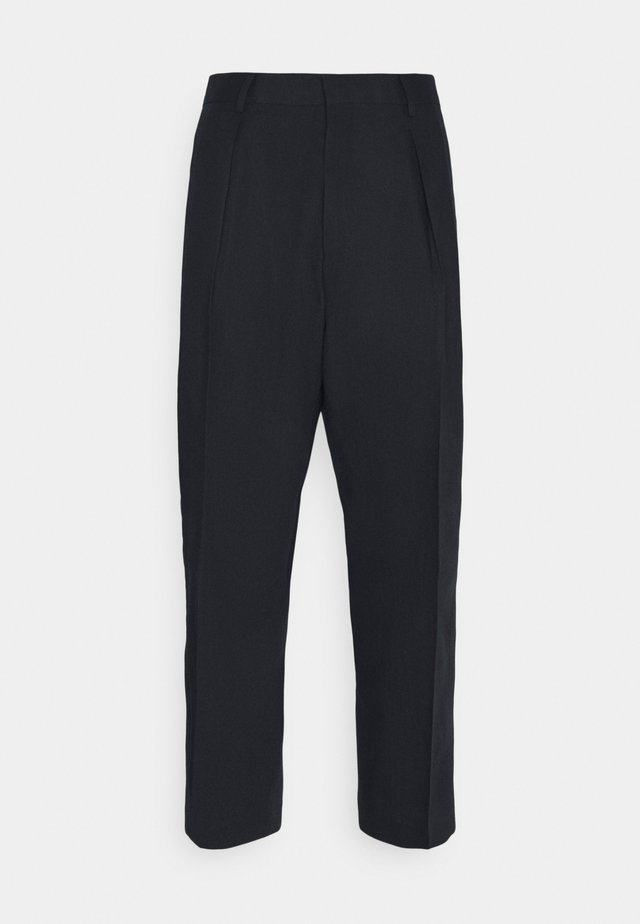 GENTS FORMAL TROUSER - Stoffhose - navy