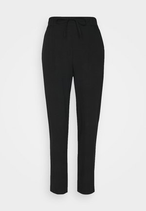 VMSIMPLY EASY PANTS - Kangashousut - black