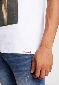 Diamond Supply Co. - SOLEMN - T-Shirt print - white - 4