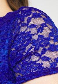 Simply Be - SKATER - Juhlamekko - blue - 3