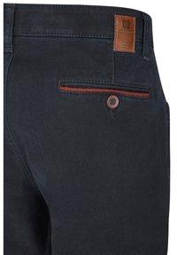 Club of Comfort - MARVIN - Trousers - dunkelblau (40) - 4