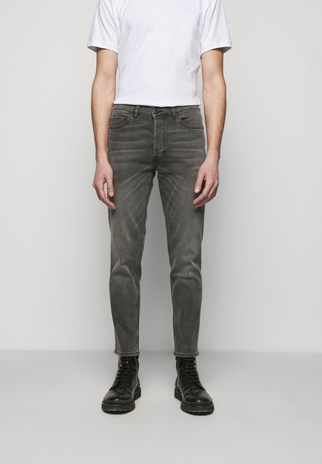 Jeans a sigaretta - grey