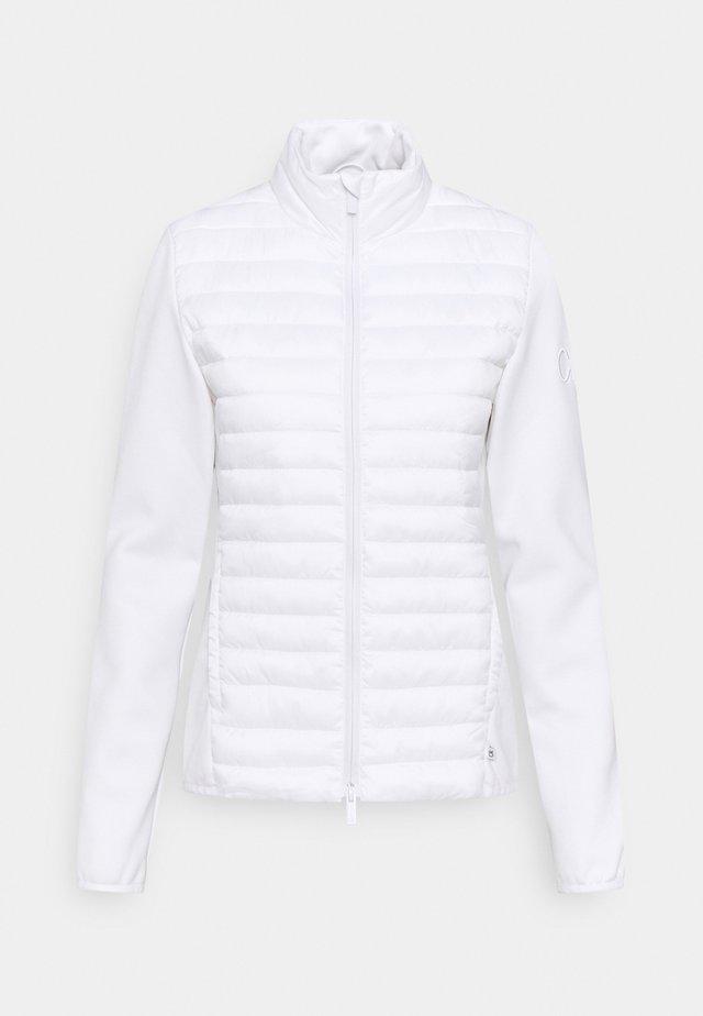 YARRA JACKET - Winter jacket - white