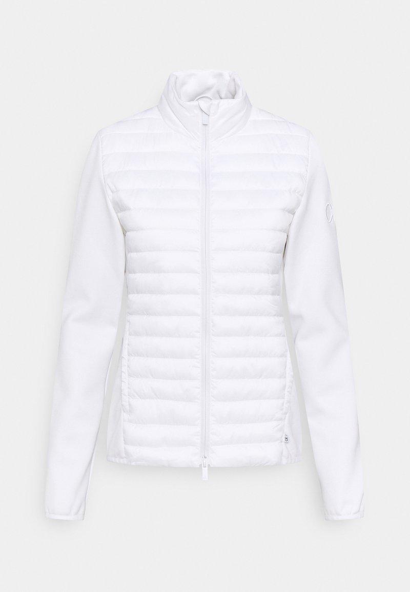 Calvin Klein Golf - YARRA JACKET - Winter jacket - white