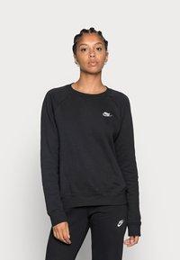 Nike Sportswear - CREW - Felpa - black/white - 0