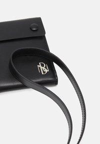 Neil Barrett - MONOGRAM STRAP - Wallet - black - 8