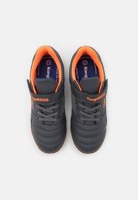 KangaROOS - MIYARD - Trainers - steel grey/neon orange - 3