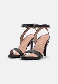 Tamaris Heart & Sole - High heeled sandals - black - 2