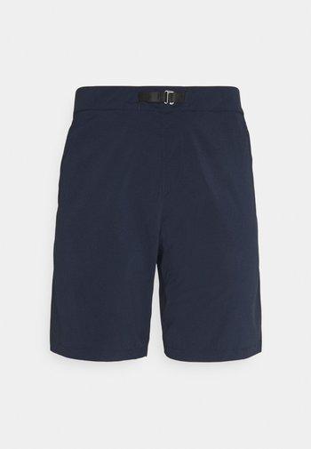 WADI SHORTS - Outdoorshorts - dark blue