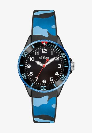 Watch - blau/schwarz
