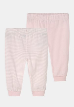 NEWBORN 2 PACK - Trousers - heavenly pink