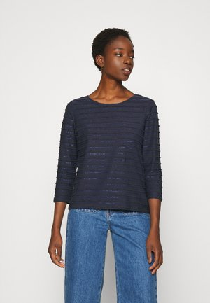 ONLMILLIE LIFE BOAT GLITTER - Long sleeved top - night sky