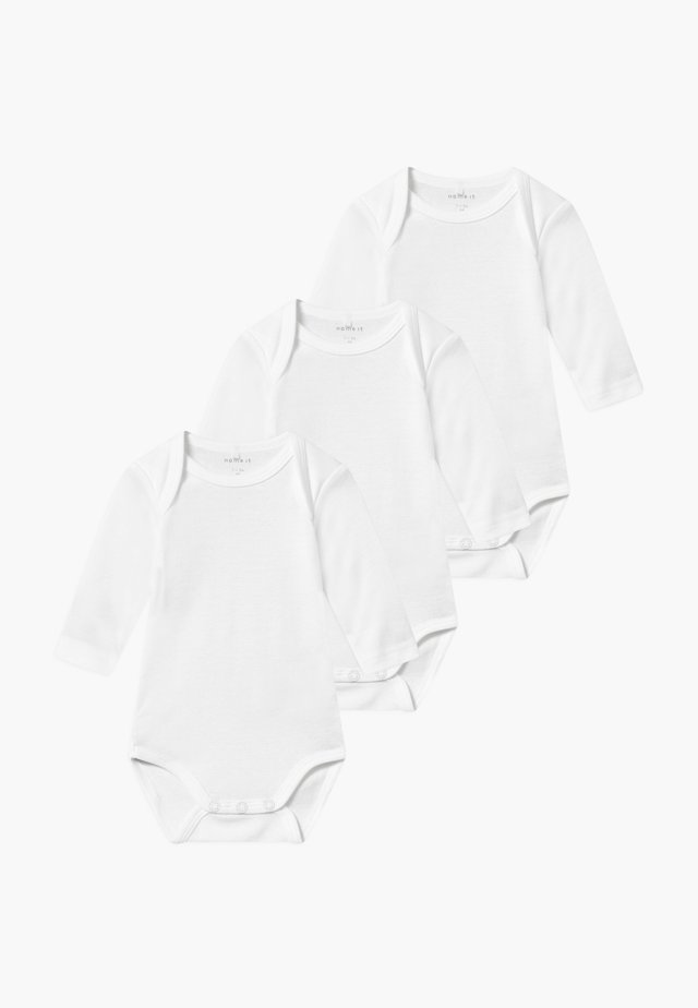 NBNBODY 3 PACK  - Body - bright white
