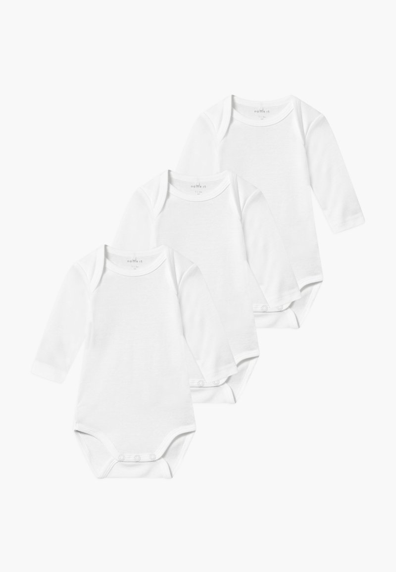 Name it - NBNBODY 3 PACK  - Body - bright white