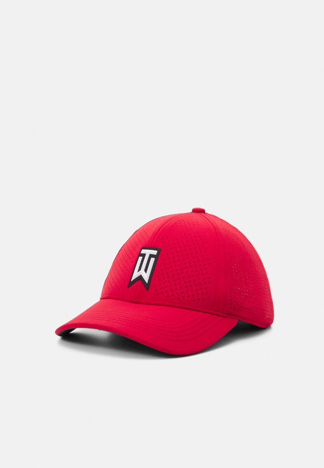 Casquette - gym red/anthracite/white