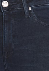 Lee - SCARLETT HIGH - Jeansy Skinny Fit - worn ebony - 5