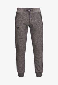 Superdry - ORANGE LABEL CLASSIC - Teplákové kalhoty - mid grey texture - 4