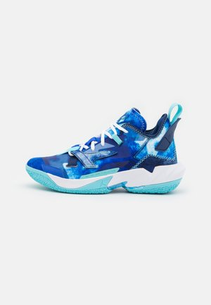 WHY NOT? ZER0.4 TRUST & LOYALTY - Basketball shoes - hyper royal/bleached aqua/blue void