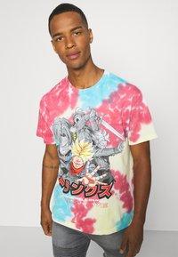 Primitive - TRUNKS PHASE VINTAGE OVERSIZED - Print T-shirt - multi-coloured - 3