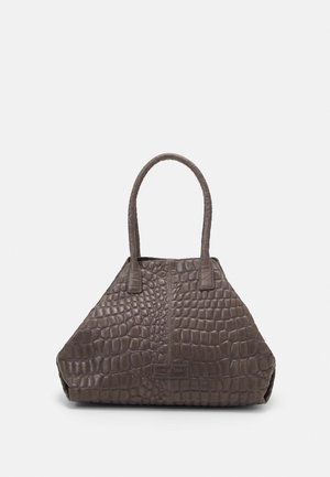 CHELSE - Handbag - honey grey