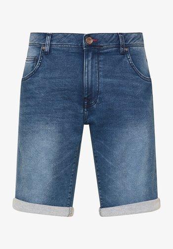 Denim shorts - light used
