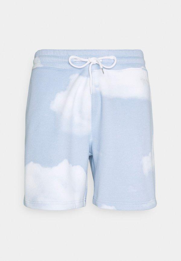 Hollister Co. Szorty - light blue/jasnoniebieski Odzież Męska CPGT