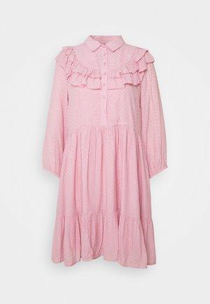YASALVA 3/4 DRESS - Korte jurk - pink nectar