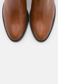 Minelli - Støvletter - tan - 5