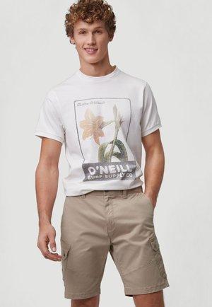 COMPLEX - Shorts - chino beige