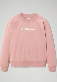 Napapijri - BEBEL CREW - Sweatshirt - pink woodrose - 1