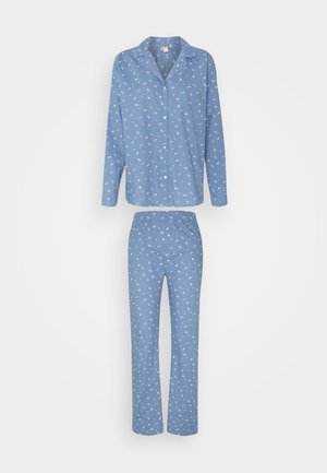 TINY FLOWER SET - Pyjamas - forever blue
