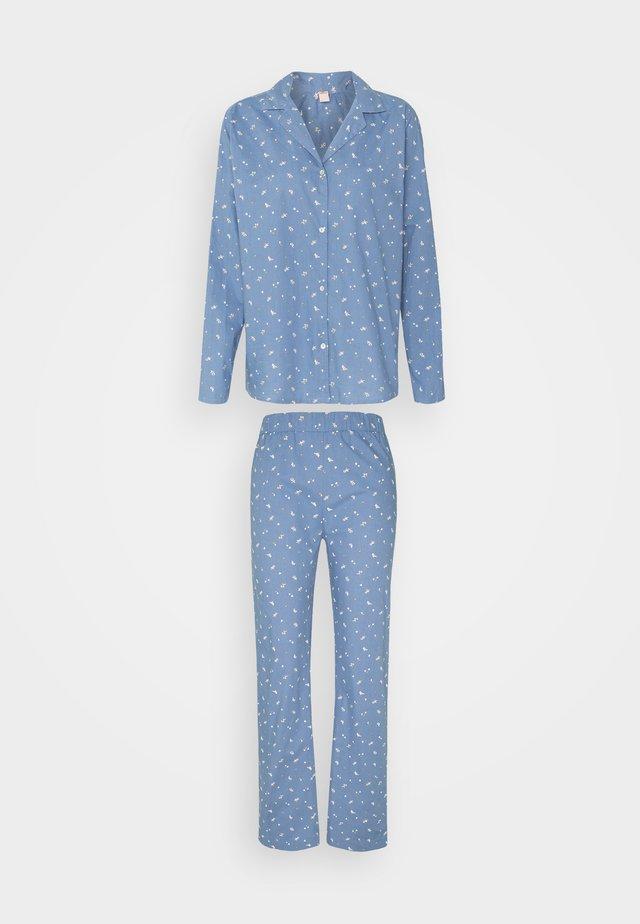 TINY FLOWER SET - Pijama - forever blue