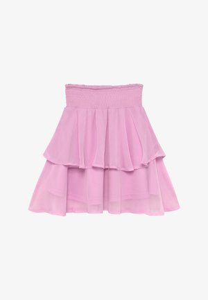 SESELINA - A-line skirt - royal orchid