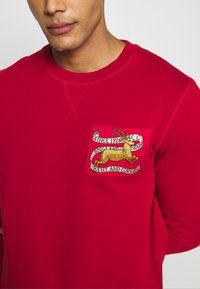 Kent & Curwen - Sweatshirt - bright red - 4