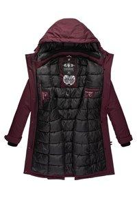 Navahoo - LETIZIAA - Winter coat - burgundy - 3