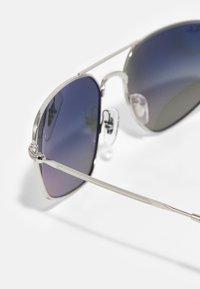 Ray-Ban - UNISEX - Sunglasses - shiny silver-coloured - 4
