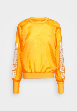 NIGHT CREW - Long sleeved top - citrus
