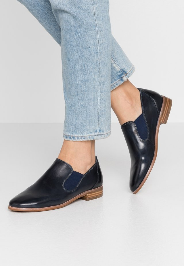 Loafers - blu