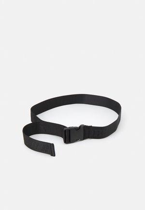 CLIP BUCKLE BELT UNISEX - Belte - black