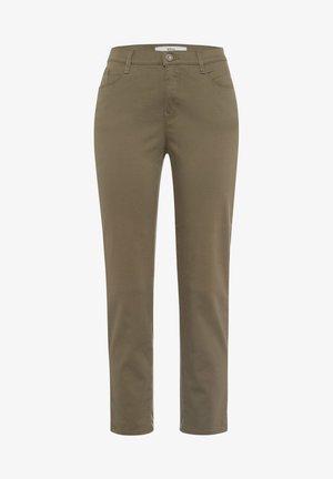 STYLE MARY  - Pantalon classique - khaki