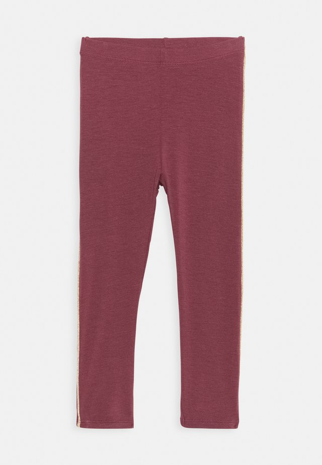 BABY PAULA - Legging - oxblood red
