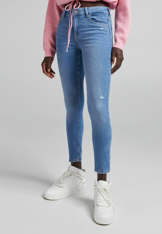 Damen PUSH UP - Jeans Skinny Fit