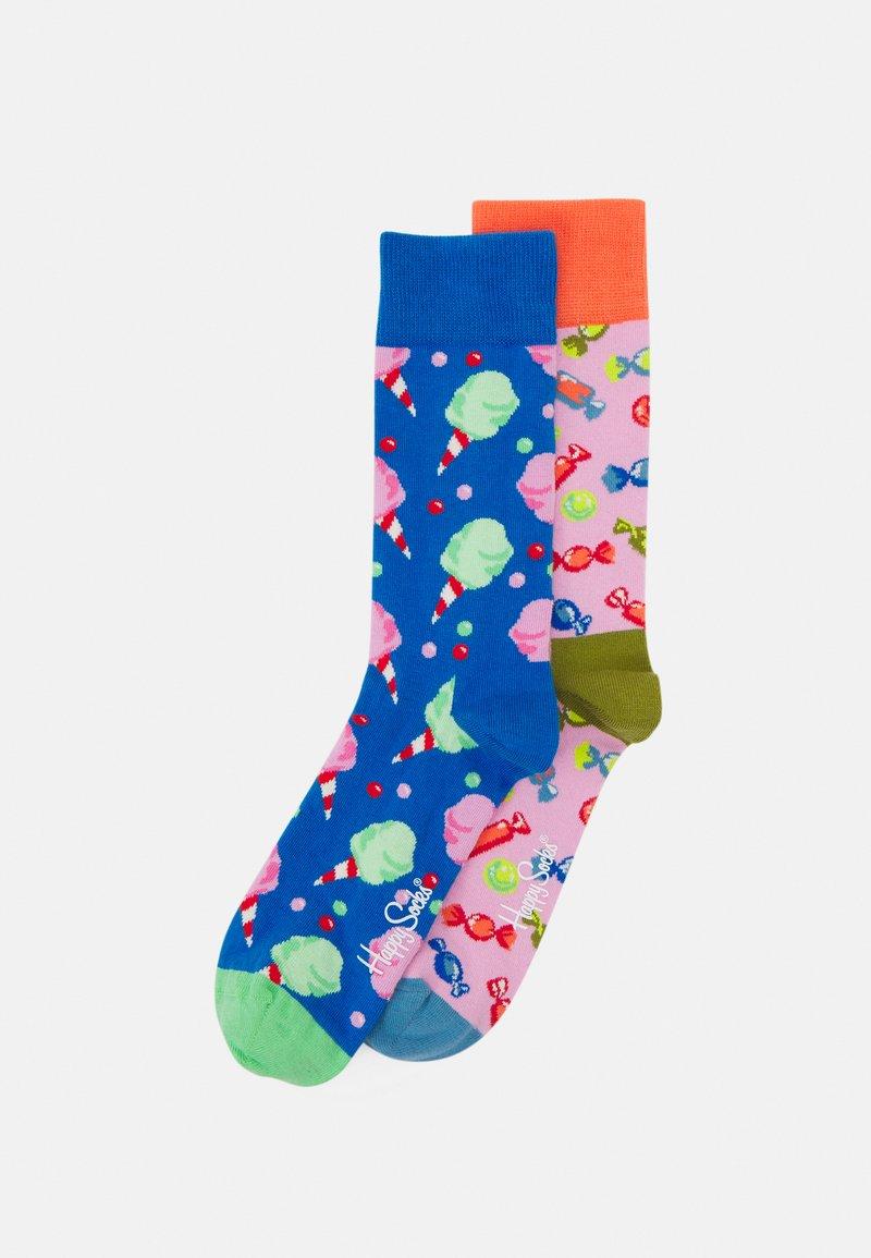 Happy Socks - CANDY SOCK 2 PACK UNISEX - Socks - multi