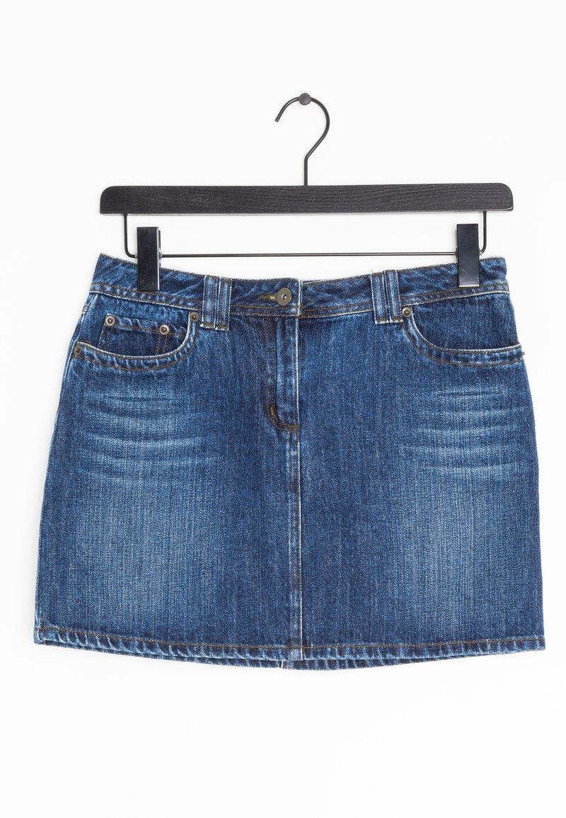 Dorothy Perkins - Spódnica jeansowa - blue
