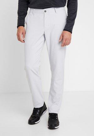 TAKEOVER GOLF PANT TAPER - Chino kalhoty - halo gray