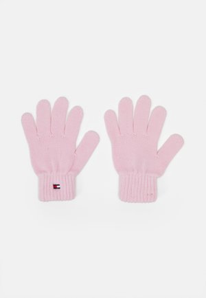 FLAG GLOVES UNISEX - Sormikkaat - pink