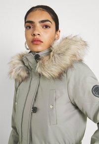 ONLY - ONLIRIS  - Winter coat - shadow - 4