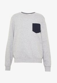 Pier One - Sweatshirt - grey - 3